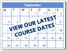View our latest course dates